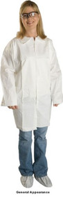 Promax M1010 Lab Coat Long Sleeve No Pocket. Shop Now!