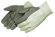 Cotton Canvas Work Gloves with PVC Dots 8 oz. Shop Now!