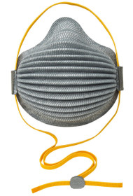 Moldex 4800 AirWave SmartStrap Particulate Respirator plus Nuisance Organic Vapors and Soft Foam Full Flange. Shop now!