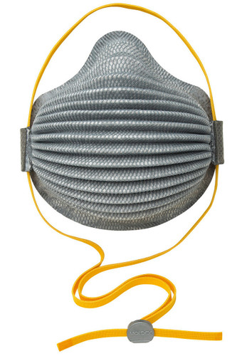 Moldex 4800 AirWave SmartStrap Particulate Respirator plus Nuisance Organic Vapors and Soft Foam Full Flange. Shop now!