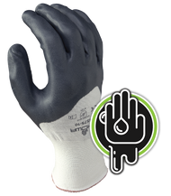 Showa 4575 Zorb-IT Extra Nitrile Coated Gloves