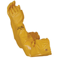 Showa 772 Atlas Coated Nitrile Chemical Resistant Gloves. Shop Now!