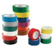 "INCOM 1"" x 108' Aisle Marking Conformable Tape"