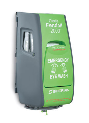 Fendall Portable Stream II 16 Gallon Portable Eyewash. Shop Now!