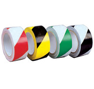"""INCOM 2"""" x 54' Hazard Warning Conformable Tape (2-Colors)"""