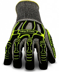 Top View.HexArmor 2090 Rig Lizard Thin Lizzie Cut Resistant Super Fabric Gloves. Shop Now!