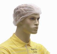 "Pleated 21"" Bouffant Cap, Buy Now and Save!"