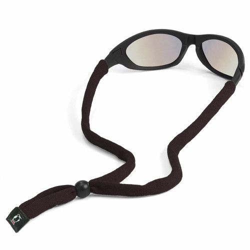 Chums 12115100 Original Cotton Eyewear Retainer - Black. Shop Now!