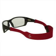 Chums 12306 Neoprene Classic Large End Eyewear Retainer - Red. Shop Now!