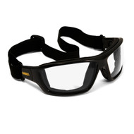 DeWalt DPG83 Converter Safety Glass/Goggle Hybrid Clear Anti-Fog. Shop now!
