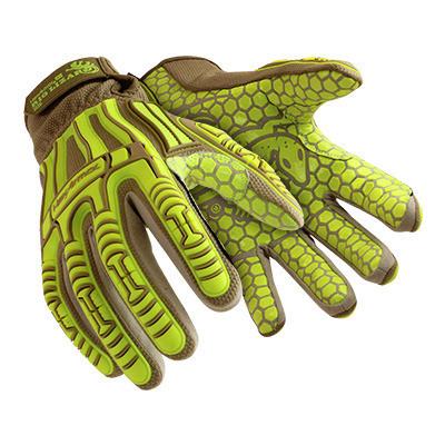 HexArmor 2030 Rig Lizard Silicone Grip Impact Gloves. Shop now!
