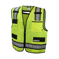 DeWalt DSV621 Class 2 Standard Surveyor Vest - Front. Shop now!