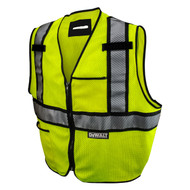 DeWalt DSV971 Class 2 Modacrylic FR Mesh Vest - Front. Shop now!
