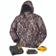 DeWalt DCHJ062 Heated True Timber HTC Camo Jacket. Shop now!