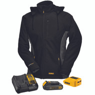 DeWalt DCHJ066 Heated Women's Hooded Jacket. Shop now!