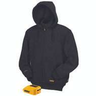DeWalt DCHJ067 Black Heated Hoodie. Shop now!