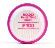 Moldex 7940 P100 Particulate Filter Disks for 7000 Series Half Mask. Shop now!