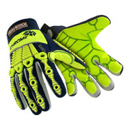 HexArmor 4027 Chrome Series Hi-Vis TP-X Palm L5 Cut Resistance Gloves. Shop now!