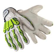 HexArmor 4080 Leather Impact SuperFabric ISEA L5 Cut Resistance Gloves. Shop now!