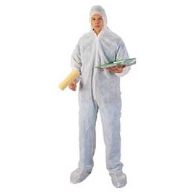 Disposable Coveralls Polypropylene With Hood and Boots Each. Shop Now!