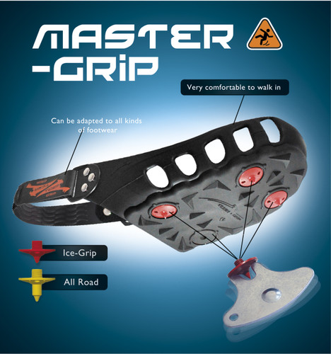 Buy Master Grip Slip Resistant Overshoes today and Save!