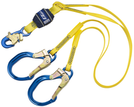 EZ-Stop 100% Tie-Off Shock Absorbing Lanyard. Shop now!