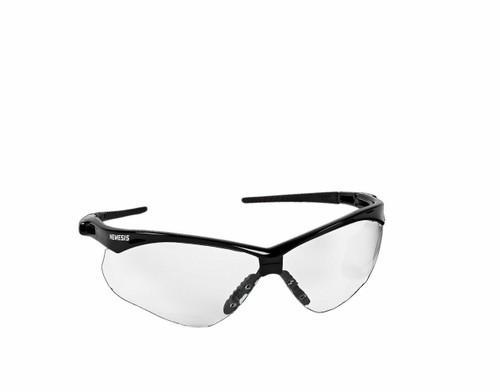 20378 Clear Lens, Black Frame