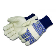 "Winter 3M Thinsulate Lined 3"" Cuff Pigskin Leather Palm Gloves. Shop Now!"