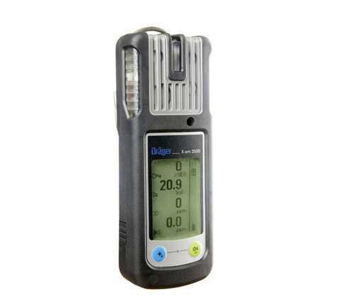 Buy Draeger X-am 2500 4-Gas Detector Today and Save!