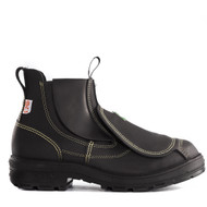 Royer 2089XP Black RealFlex Steel Toecap Waterproof Leather Boot. Shop now!