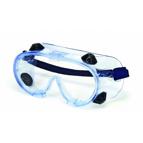 Indirect Vent Clear Anti Fog Chemical Splash Safety Goggles. Shop Now!