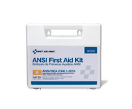 Class A 25 Person Bulk ANSI A, Plastic First Aid Kit. Shop now!