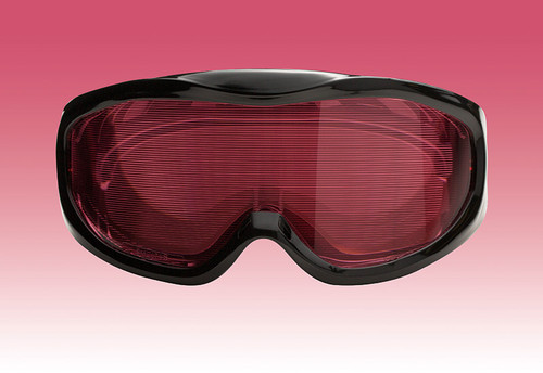 Drunk Busters Red-Eye Goggles - Rose Strap. Shop Now!