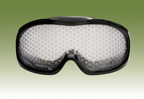 Drunk Busters Cannabis Goggles - Oilve Strap. Shop Now!