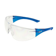 Encon 14271054 NASCAR®427™ Blue Frame, Clear Lens Safety Glasses. Shop now!