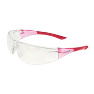 Encon 14271094 NASCAR®427™ Pink Frame, Clear Lens Safety Glasses. Shop now!