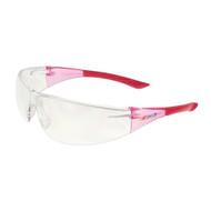 Encon 14271094 NASCAR®427™ Pink Frame, Clear Lens Safety Glasses. Shop now!