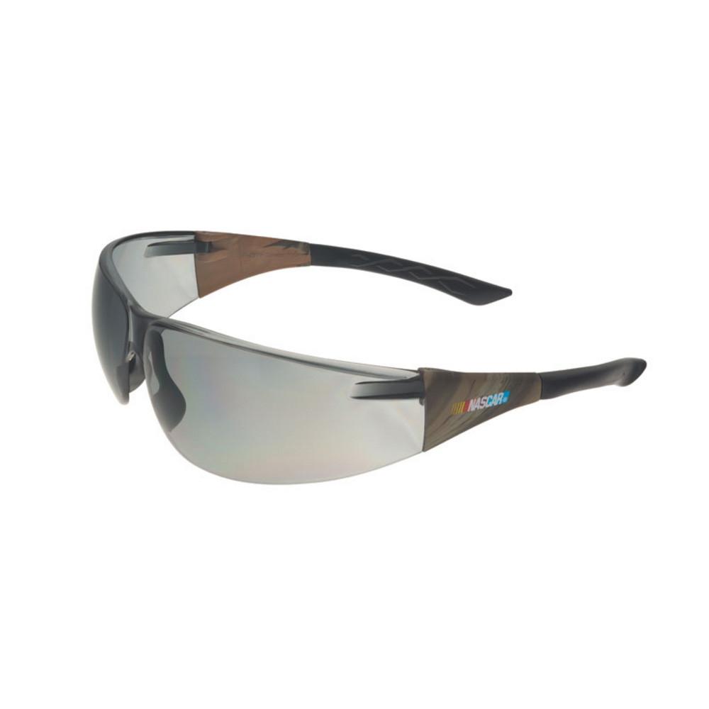 Encon 14271174 NASCAR®427™ Camo Frame, Gray Lens Safety Glasses