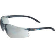 Encon 05328424 NASCAR®GT™ Gray Frame, Silver Mirror Lens Safety Glasses