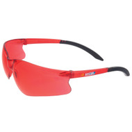 Encon 05328994 NASCAR®GT™ Vermilion Frame, Vermilion Lens Safety Glasses. Shop now!