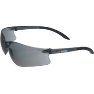 Encon 05329224 NASCAR®GT™ Gray Frame, Gray Lens Safety Glasses. Shop now!