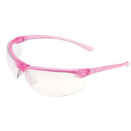 Encon 09205804 Veratti® LS7™ Pink Frame, Clear Lens Safety Glasses. Shop now!