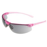 Encon 09205824 Veratti® LS7™ Pink Frame, Gray Lens Safety Glasses. Shop now!