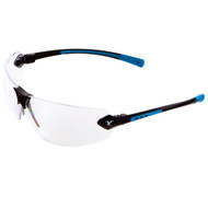 Encon 08204804 Veratti® 429™ Black-Blue Frame, Clear Lens Safety Glasses. Shop now!
