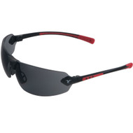 Encon 08204824 Veratti® 429™ Black-Red Frame, Gray Lens Safety Glasses. Shop now!