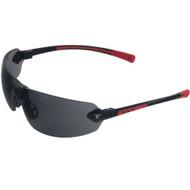 Encon 08204824 Veratti® 429™ Black-Red Frame, Gray Lens Safety Glasses. Shop now!