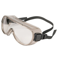 Encon 05057202 500 Series 501Q Gray Frame, Clear Lens, Uncoated Goggle. Shop now!