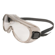 Encon 05057204 500 Series 501Q 01R Gray Frame, Clear Lens Uncoated Goggle. Shop now!