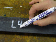 Nissen Galvanizer's Feltip Paint Marker (1/8″). Shop Now!