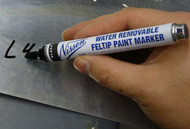 Nissen Water Removable Feltip Paint Marker 1/8 In. Shop Now!